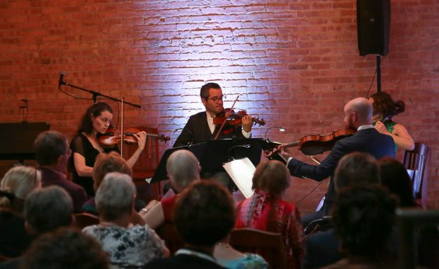 Chamber Music on the Fox Recital
